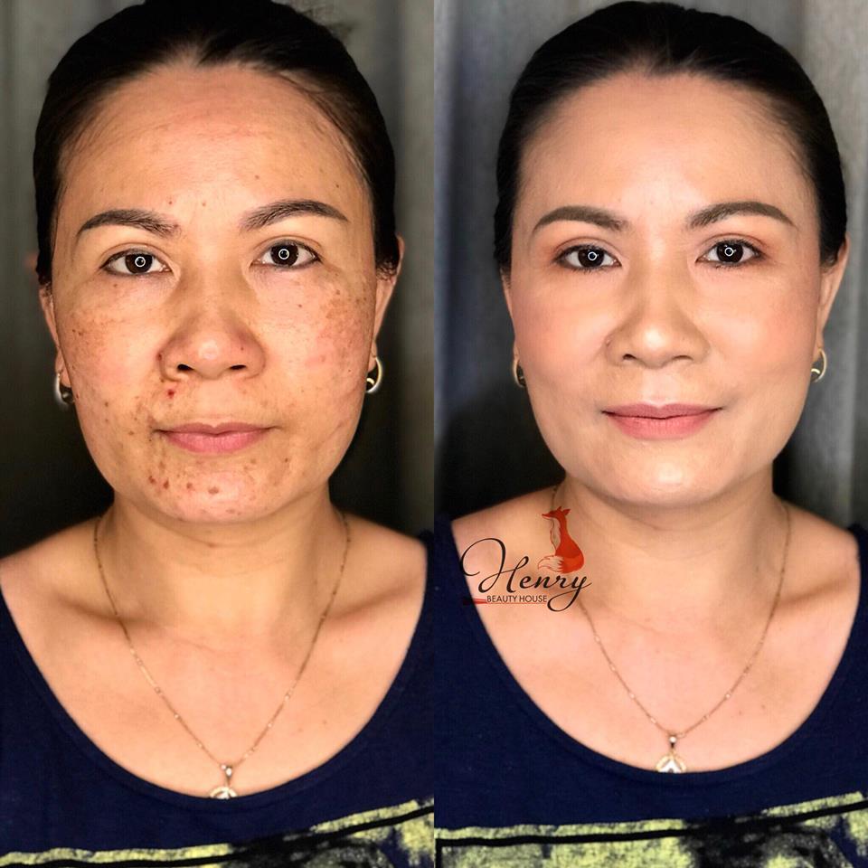 Chuyên gia makeup Henry Tran chia sẻ bí quyết để có một lớp nền hoàn hảo - Ảnh 6.