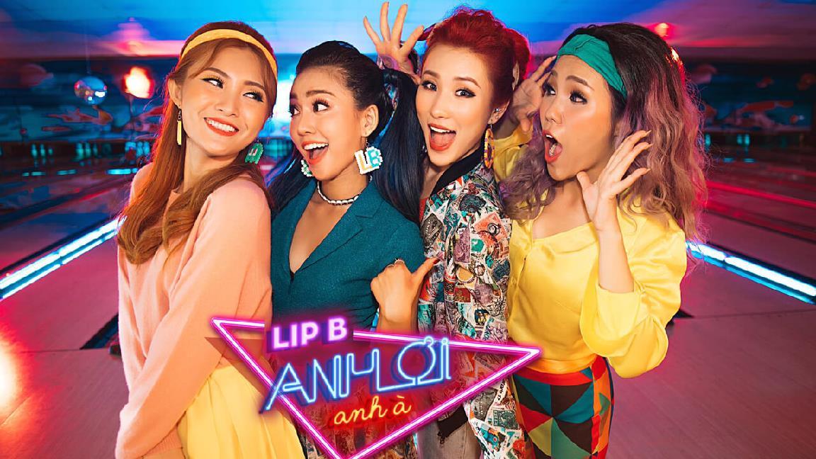 Lip B xuất hiện đẹp mãn nhãn với thành viên mới toanh trong dự án quảng cáo son - Ảnh 1.