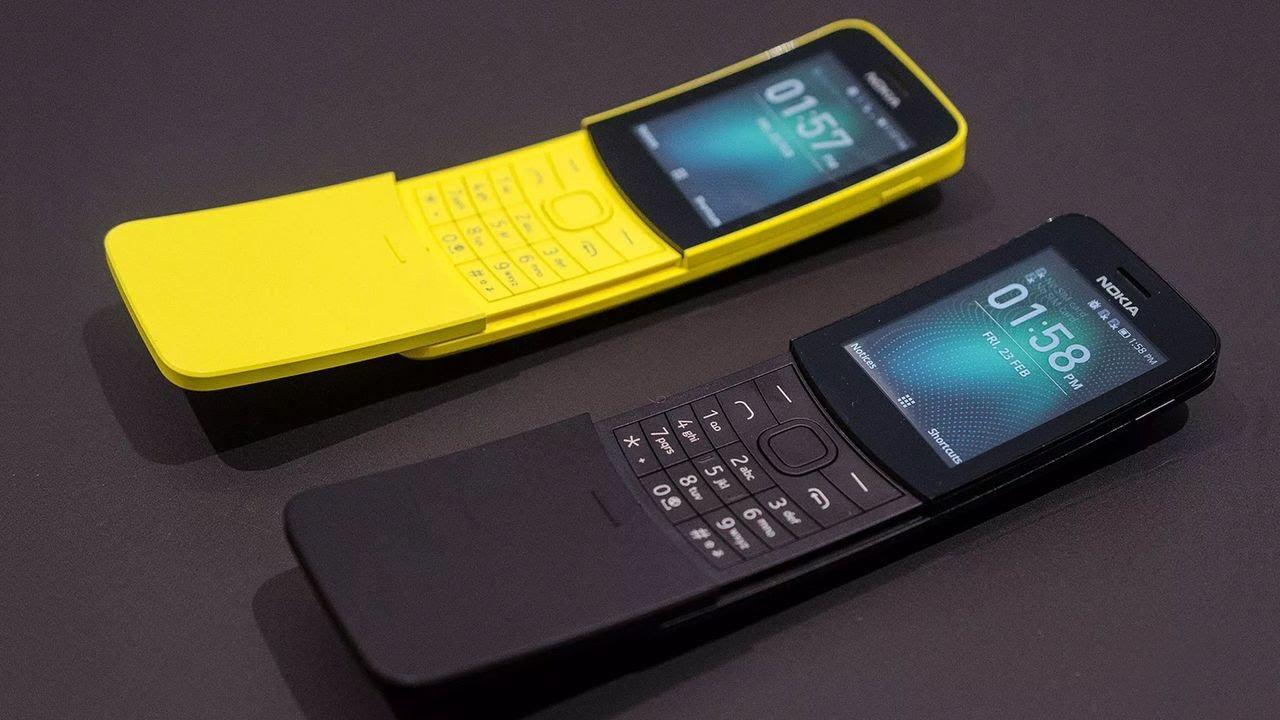 """Điện thoại """"chuối"""" Nokia 8110 4G đã được cập nhật và tối ưu hơn trước - Ảnh 4."""