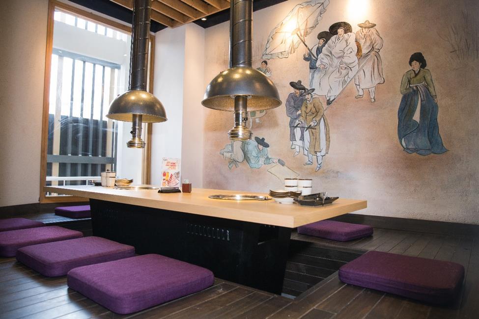 """Dân sành ăn Bình Thạnh, Q.1 có thêm địa điểm """"sống ảo"""" ở quán thịt nướng Hàn Quốc - Ảnh 5."""