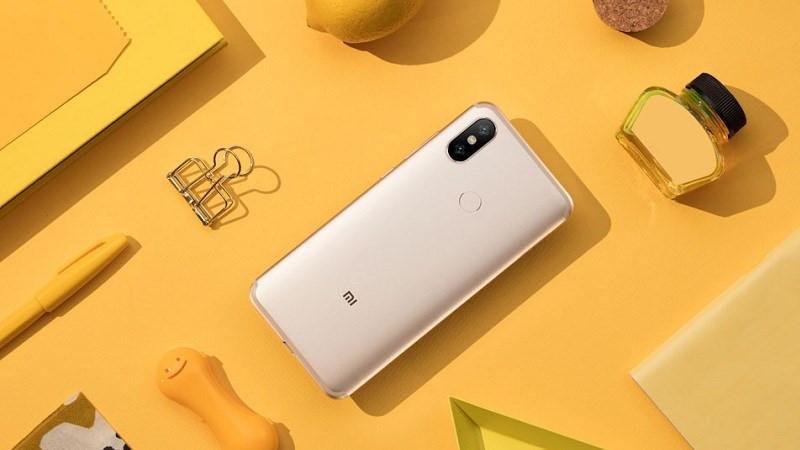 Xiaomi Mi A2 camera kép 20MP, chỉ 6 triệu đồng,đặt trước độc quyềntại TGDĐ - Ảnh 2.