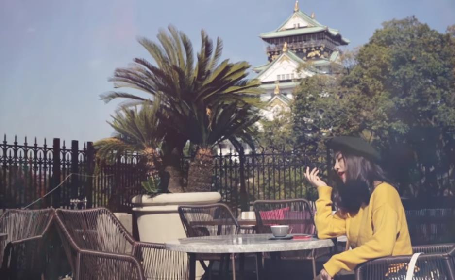 """Khám phá Osaka tuyệt đẹp qua MV """"Never Worry"""" của Văn Mai Hương - Ảnh 9."""