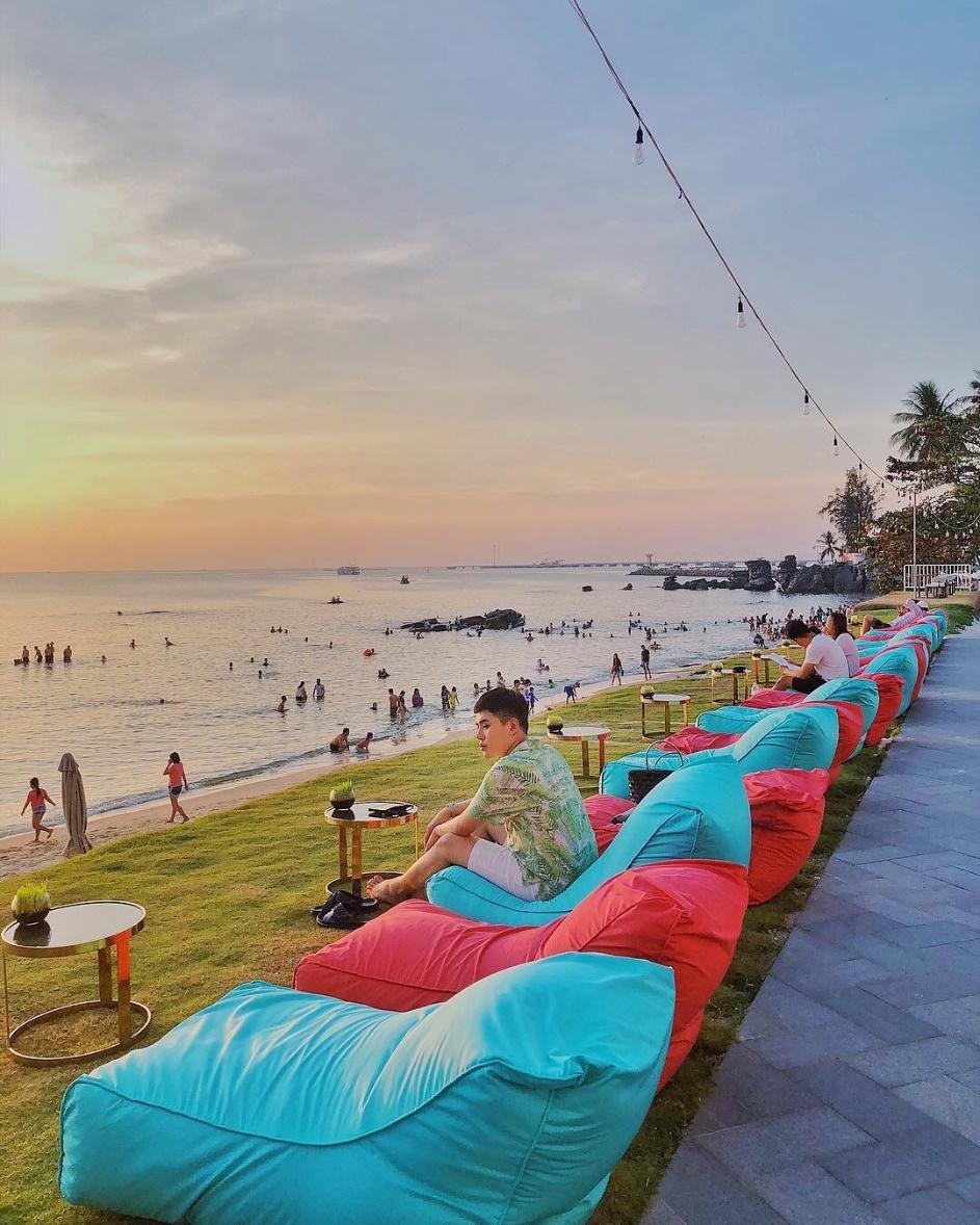 Cao Thiên Trang, Ali Hoàng Dương và loạt sao Việt cùng check-in ngắm hoàng hôn cực đẹp tại Phú Quốc - Ảnh 11.