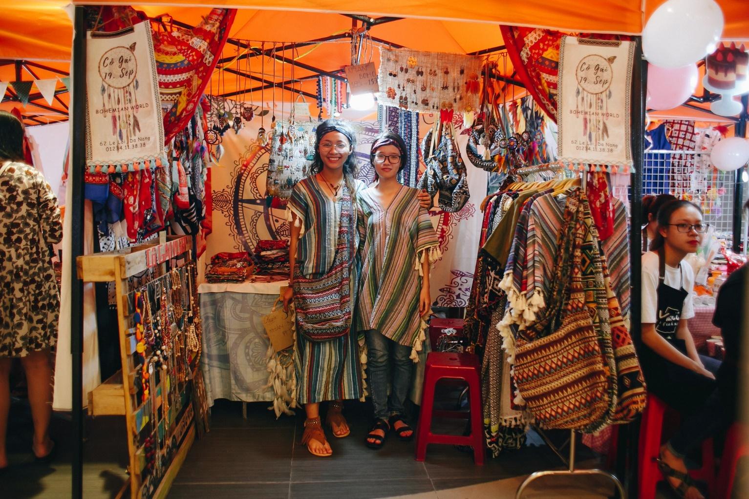 Lâu lắm rồi, Đà Nẵng mới có một chợ phiên khiến giới trẻ chờ mong đến thế này! - Ảnh 4.