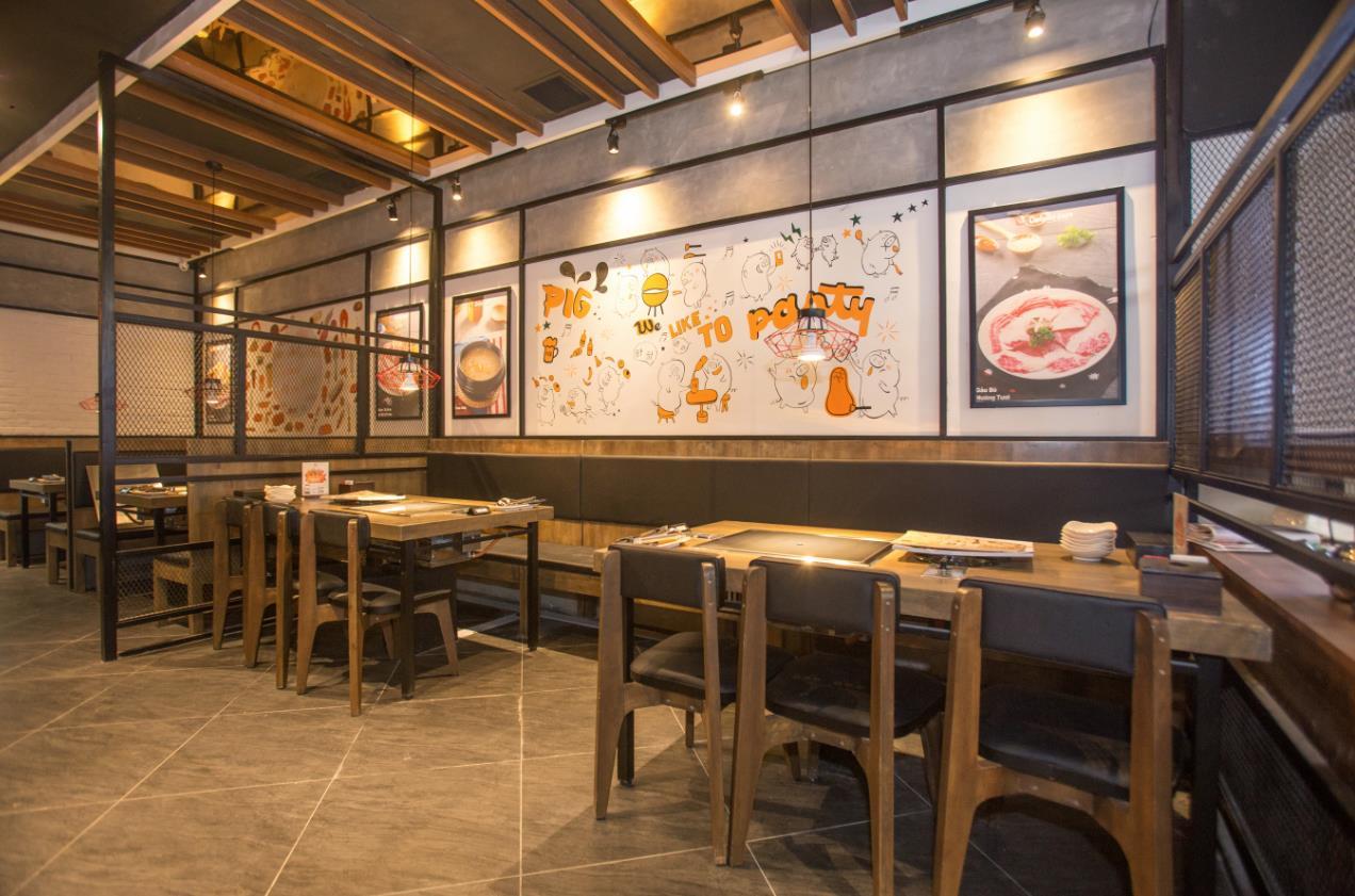 Thưởng thức buffet thịt nướng bàn đá độc đáo từ Hàn Quốc - Ảnh 9.