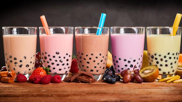 Khám phá những thay đổi thú vị của trà sữa trên thế giới - Ảnh 1.