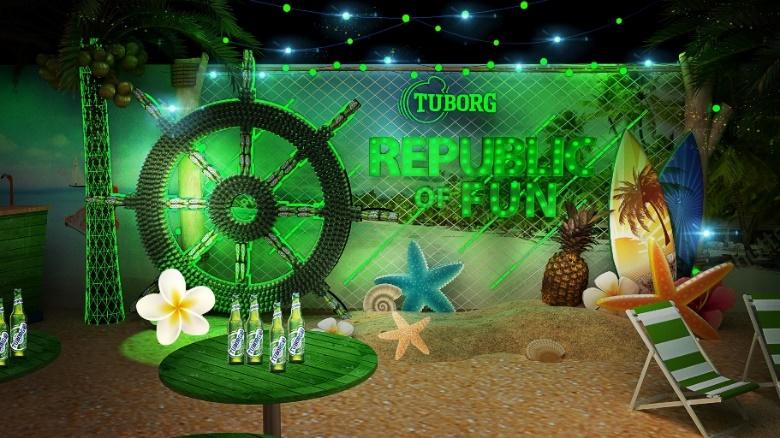 Tuborg Republic of Fun đổ bộ Hà Nội và 1001 lí do bạn không thể bỏ lỡ đại tiệc này - Ảnh 3.