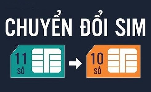 Bạn có biết quy định chuyển đổi sim 11 số sang 10 số cụ thể của các nhà mạng? - ảnh 2
