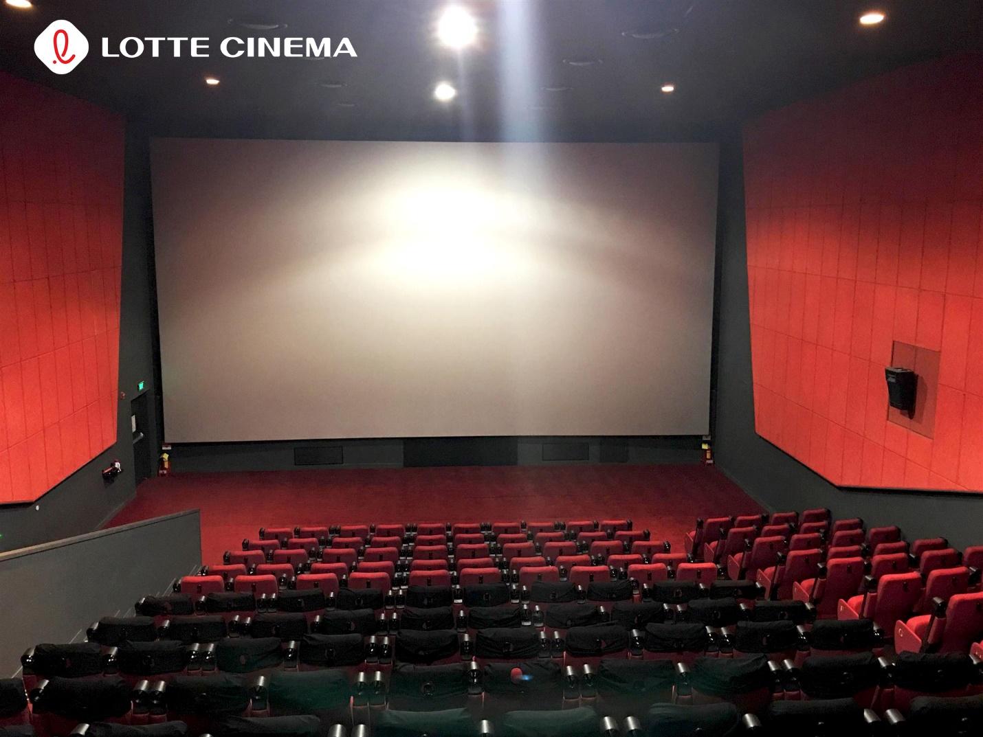 Khai trương cụm rạp Lotte Cinema Nha Trang với ưu đãi mua 1 tặng 1 - Ảnh 2.