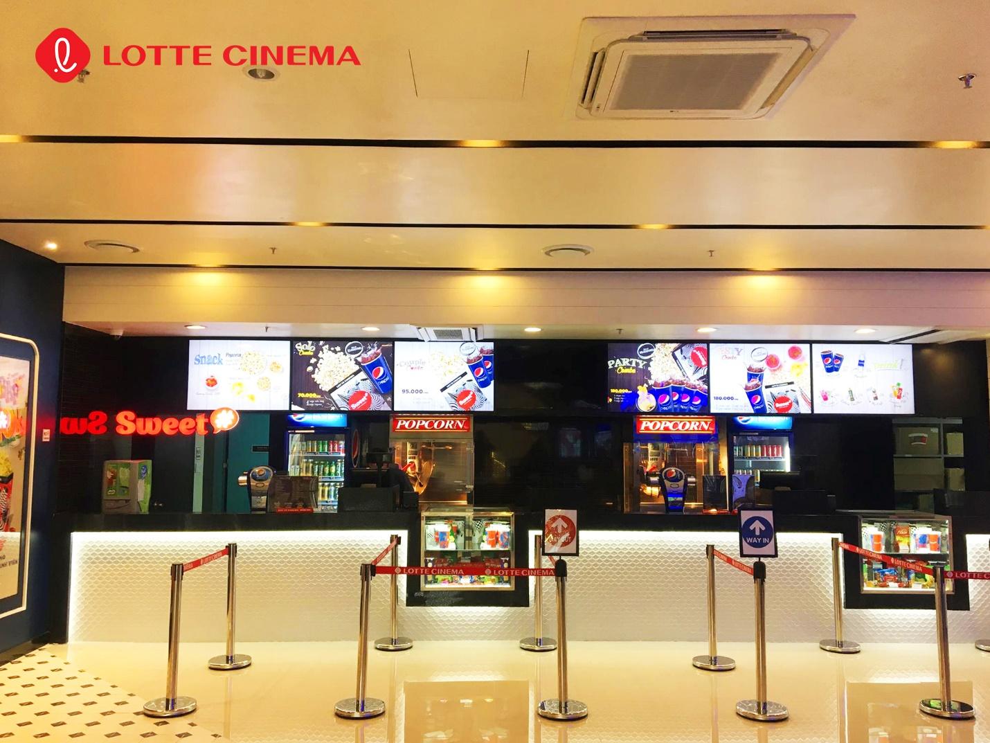 Khai trương cụm rạp Lotte Cinema Nha Trang với ưu đãi mua 1 tặng 1 - Ảnh 4.