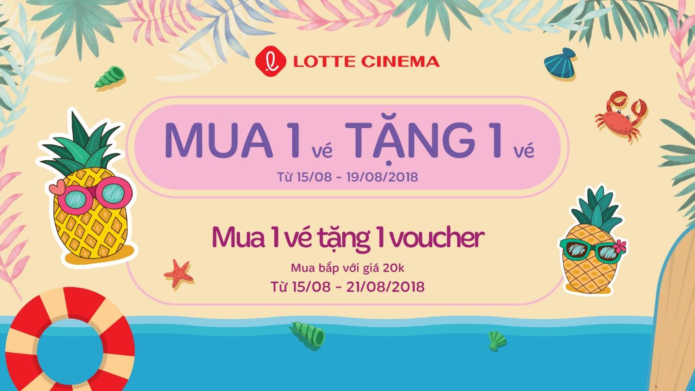 Khai trương cụm rạp Lotte Cinema Nha Trang với ưu đãi mua 1 tặng 1 - Ảnh 6.