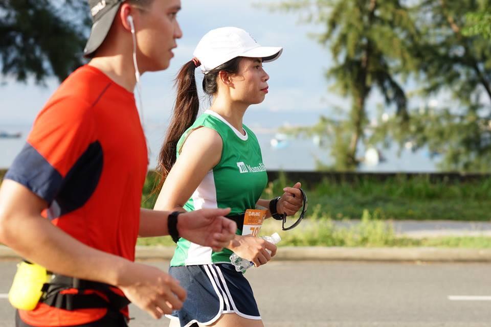 """Nhà văn Trang Hạ: """"Sau mỗi lần chạy bộ, món quà bạn nhận chính là tâm trạng sống vui vẻ lạc quan"""" - Ảnh 2."""
