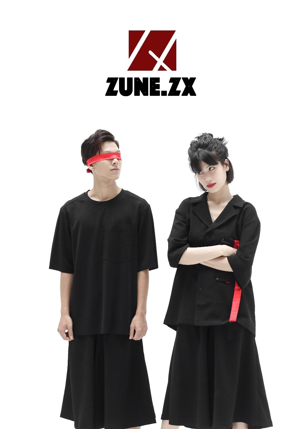 ZUNE.ZX – Làn gió mới từ những thiết kế ngông cuồng, dị biệt phong cách Nhật - Ảnh 1.