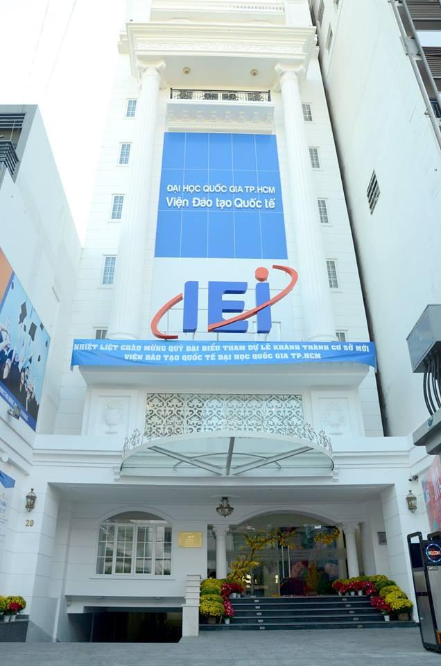 Viện Đào tạo quốc tế - ĐH Quốc gia TP.HCM xét tuyển cử nhân bằng học bạ - Ảnh 3.
