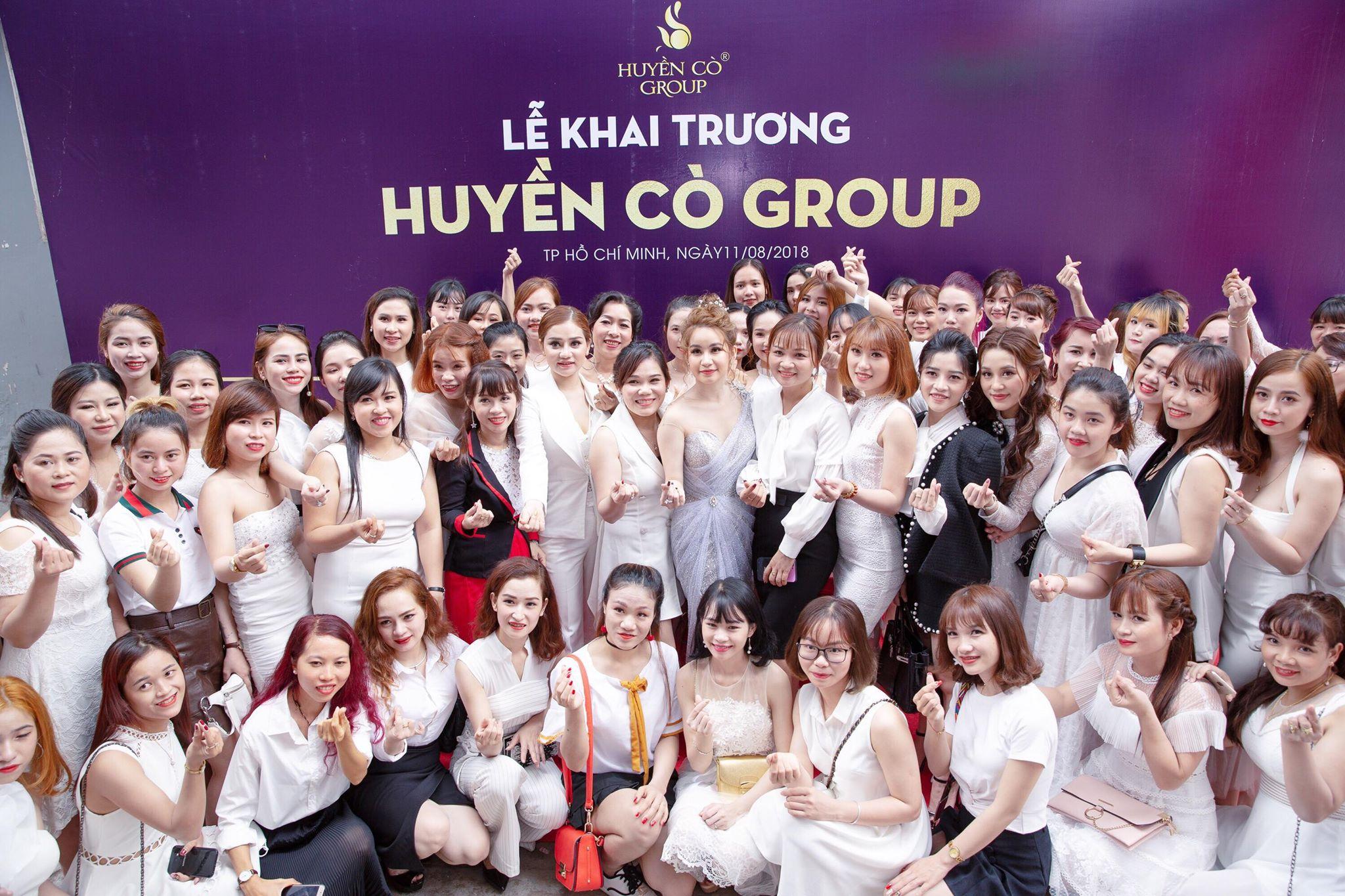 Tập đoàn Huyền Cò khai trương Huyền Cò Center và Huco Spa - Ảnh 12.