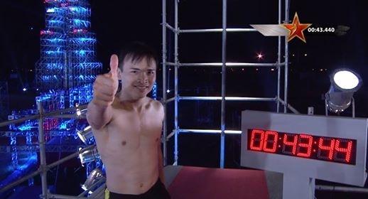 Không giới hạn - Sasuke Việt Nam: Sự quyết tâm của anh thợ nhôm kính - ảnh 1