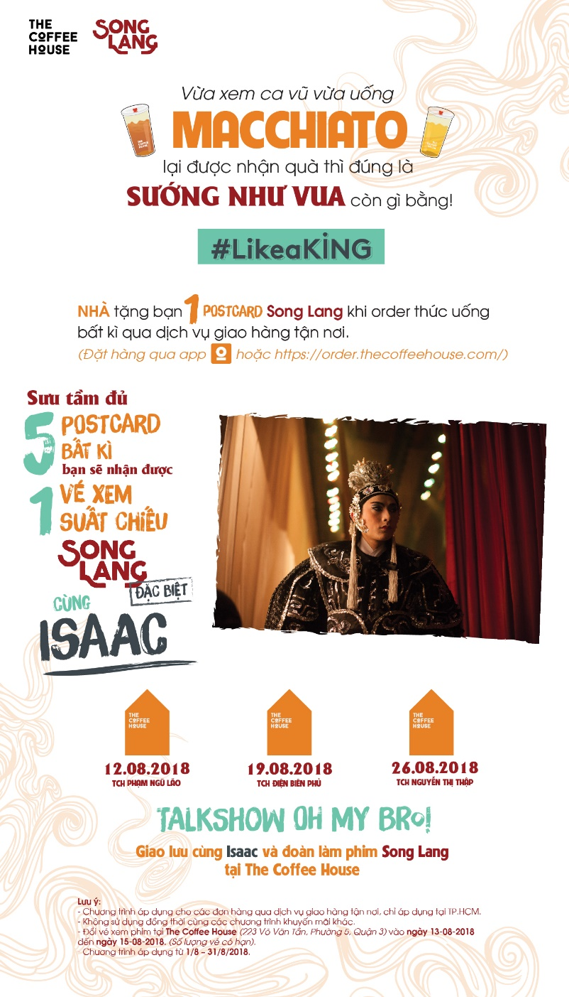 Song Lang tái hiện thời hoàng kim cải lương với Isaac - Liên Bỉnh Phát - Ảnh 5.