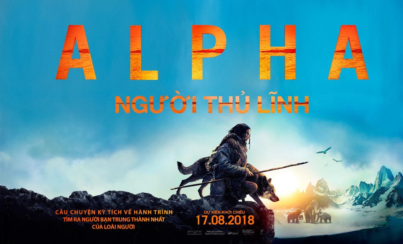 """""""Alpha"""" – Câu chuyện xúc động về tình bạn của các """"boss"""" và loài người - Ảnh 1."""