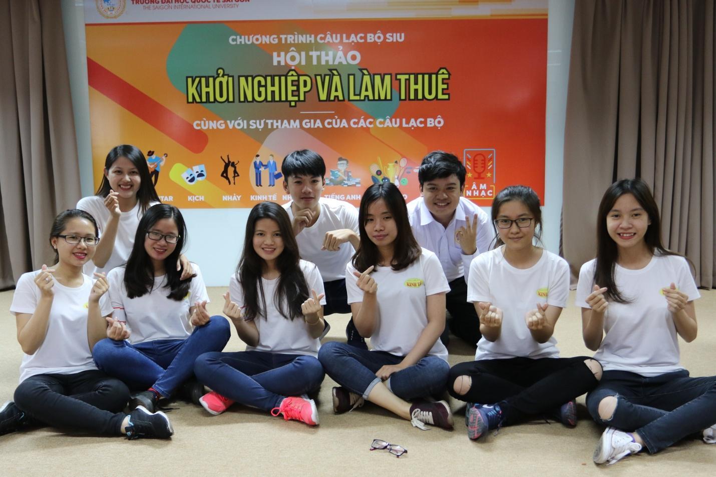 Đại học Quốc tế Sài Gòn (SIU) công bố xét tuyển bổ sung năm 2018 - Ảnh 5.