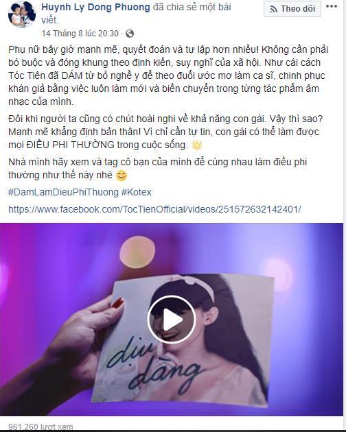 Ngô Thanh Vân, Hương Giang, H'Hen Niê và loạt sao Việt xúc động vì câu chuyện phi thường của Hoàng Thùy, Tóc Tiên - Ảnh 9.