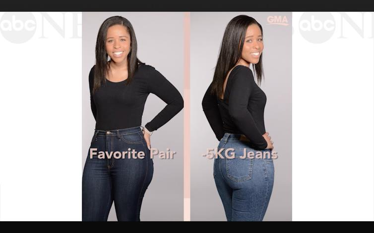 """Khám phá """"đại bản doanh"""" của dòng quần jeans -5kg gây sốt khắp thế giới - Ảnh 2."""