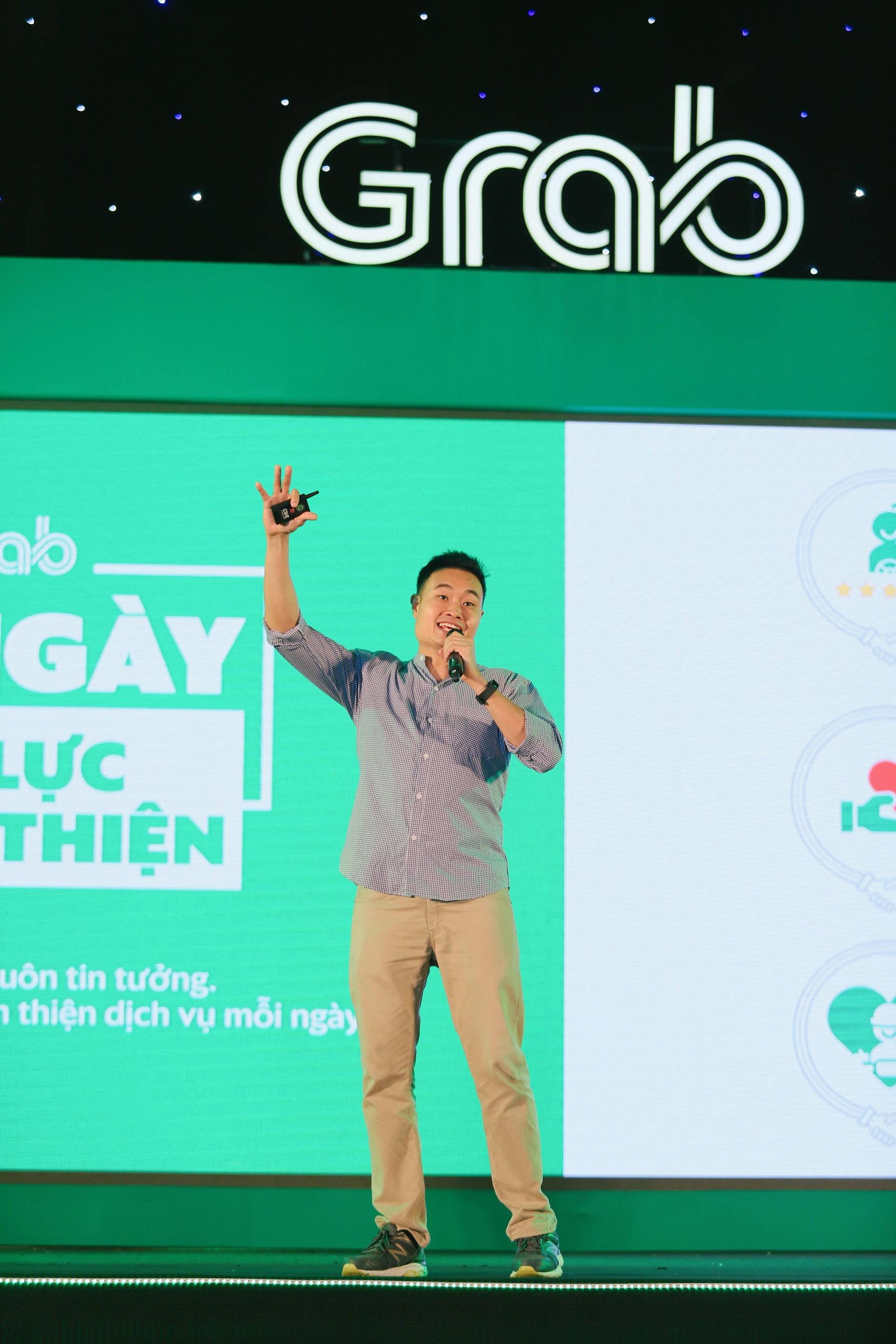 Hà Nội: Mặc mưa bão, Ngày hội tài xế công nghệ vẫn quy tụ hàng ngàn người tham gia - Ảnh 5.