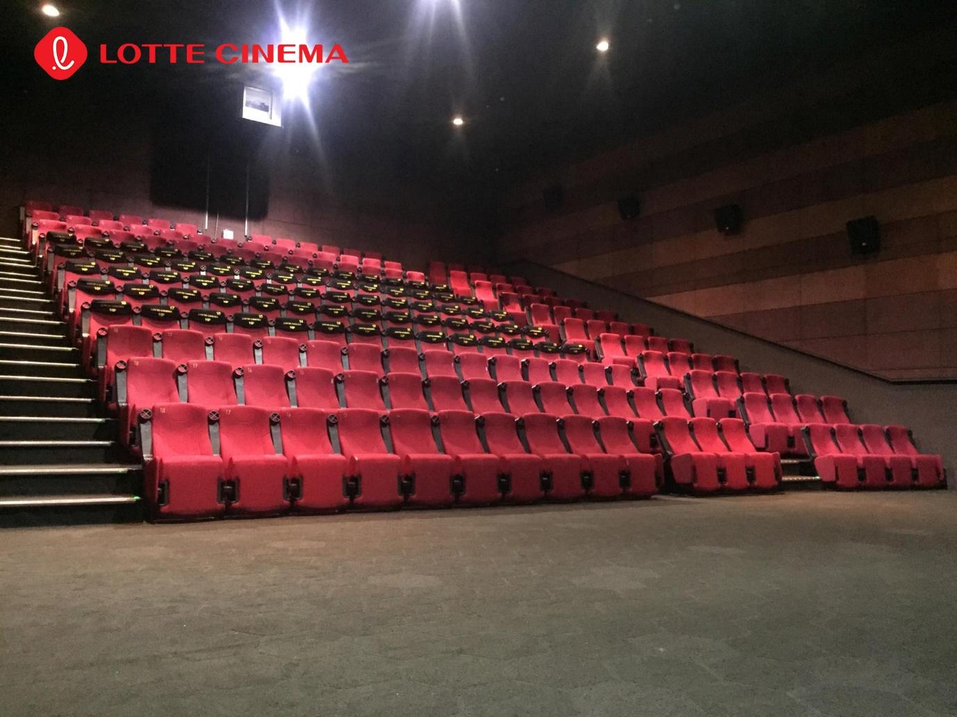 Tặng vé phim, miễn phí bắp nước dịp khai trương rạp Lotte Cinema Bắc Ninh - Ảnh 2.