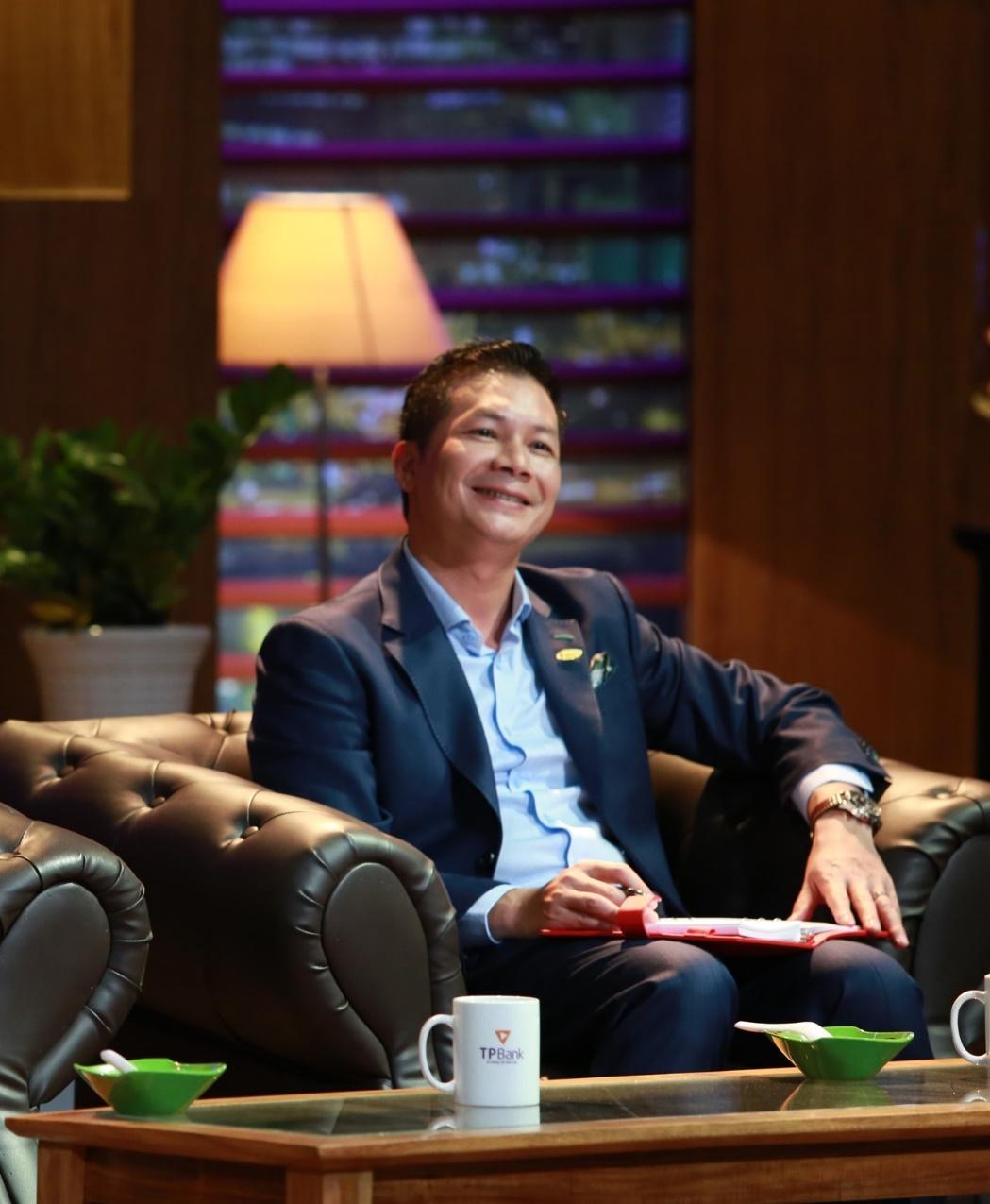 Phó chủ tịch Cenland đầu tư vào startup nhỏ tuổi nhất Shark Tank Việt Nam - Ảnh 2.