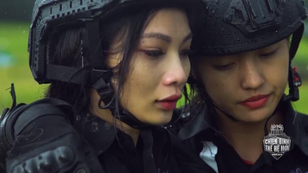 Rima Thanh Vy khóc nức nở, bất lực với vai trò thủ lĩnh trong Chiến Binh Thế Hệ Mới - Ảnh 10.
