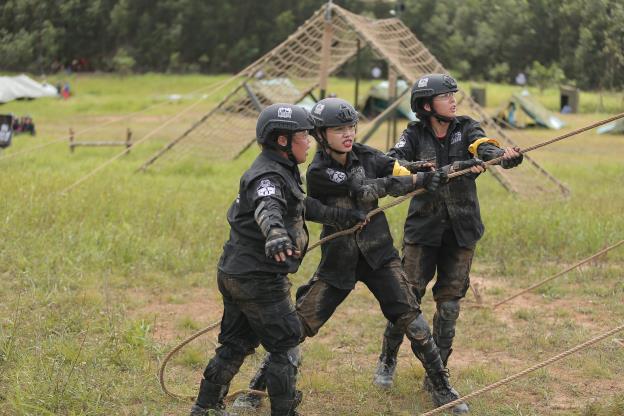 Rima Thanh Vy khóc nức nở, bất lực với vai trò thủ lĩnh trong Chiến Binh Thế Hệ Mới - Ảnh 12.