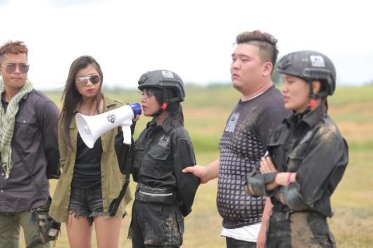 Rima Thanh Vy khóc nức nở, bất lực với vai trò thủ lĩnh trong Chiến Binh Thế Hệ Mới - Ảnh 16.