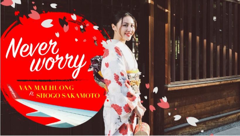 """Khám phá Osaka tuyệt đẹp qua MV """"Never Worry"""" của Văn Mai Hương - Ảnh 1."""