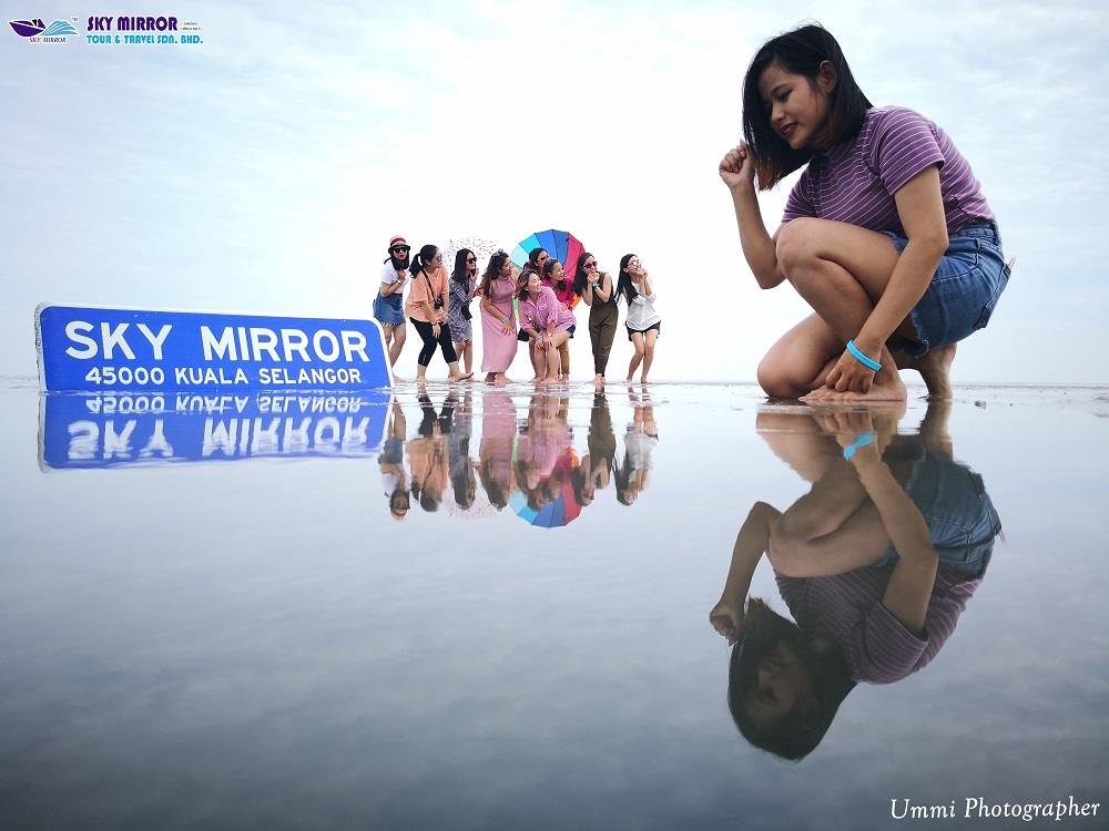 """""""Gương trời"""" siêu gần cho hội check-in tha hồ sống ảo - Ảnh 2."""