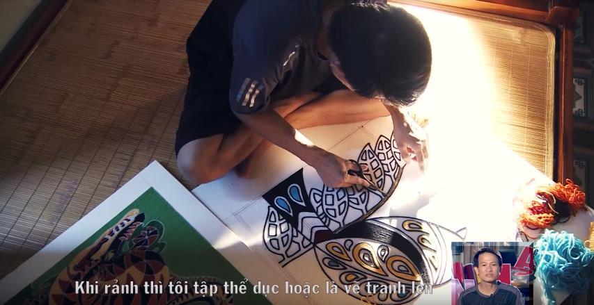 """""""Sasuke Việt Nam tập 3"""": Cảm phục nghị lực phi thường của chiến binh khuyết tật Hà Việt Anh - Ảnh 1."""
