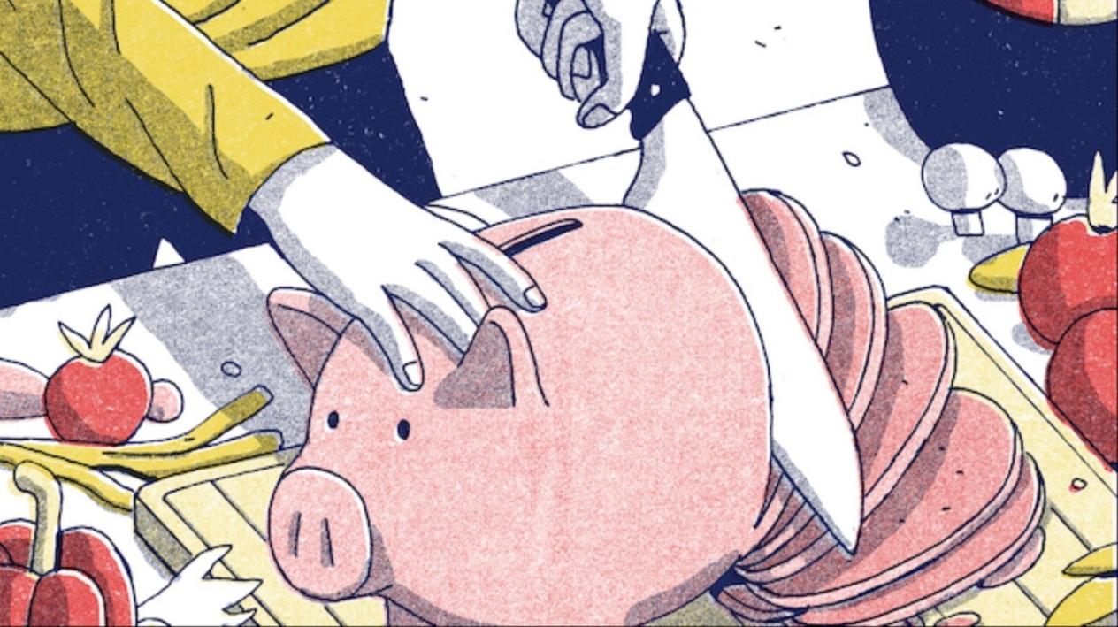 Đút lợn thời 4.0 – Chuyện tưởng không dễ dàng hóa ra lại rất đơn giản - Ảnh 1.