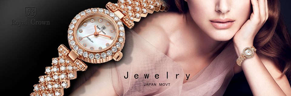Royal Crown - Đồng hồ trang sức, đánh thức vẻ đẹp - Ảnh 1.