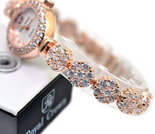 Royal Crown - Đồng hồ trang sức, đánh thức vẻ đẹp - Ảnh 2.