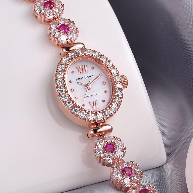 Royal Crown - Đồng hồ trang sức, đánh thức vẻ đẹp - Ảnh 3.