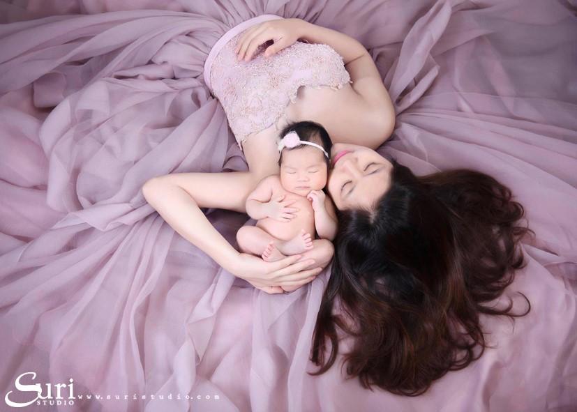 """""""Cơn sốt"""" chụp ảnh sơ sinh đẹp tại Hà Nội và hành trình 10 năm làm """"người giữ ký ức"""" - Ảnh 1."""