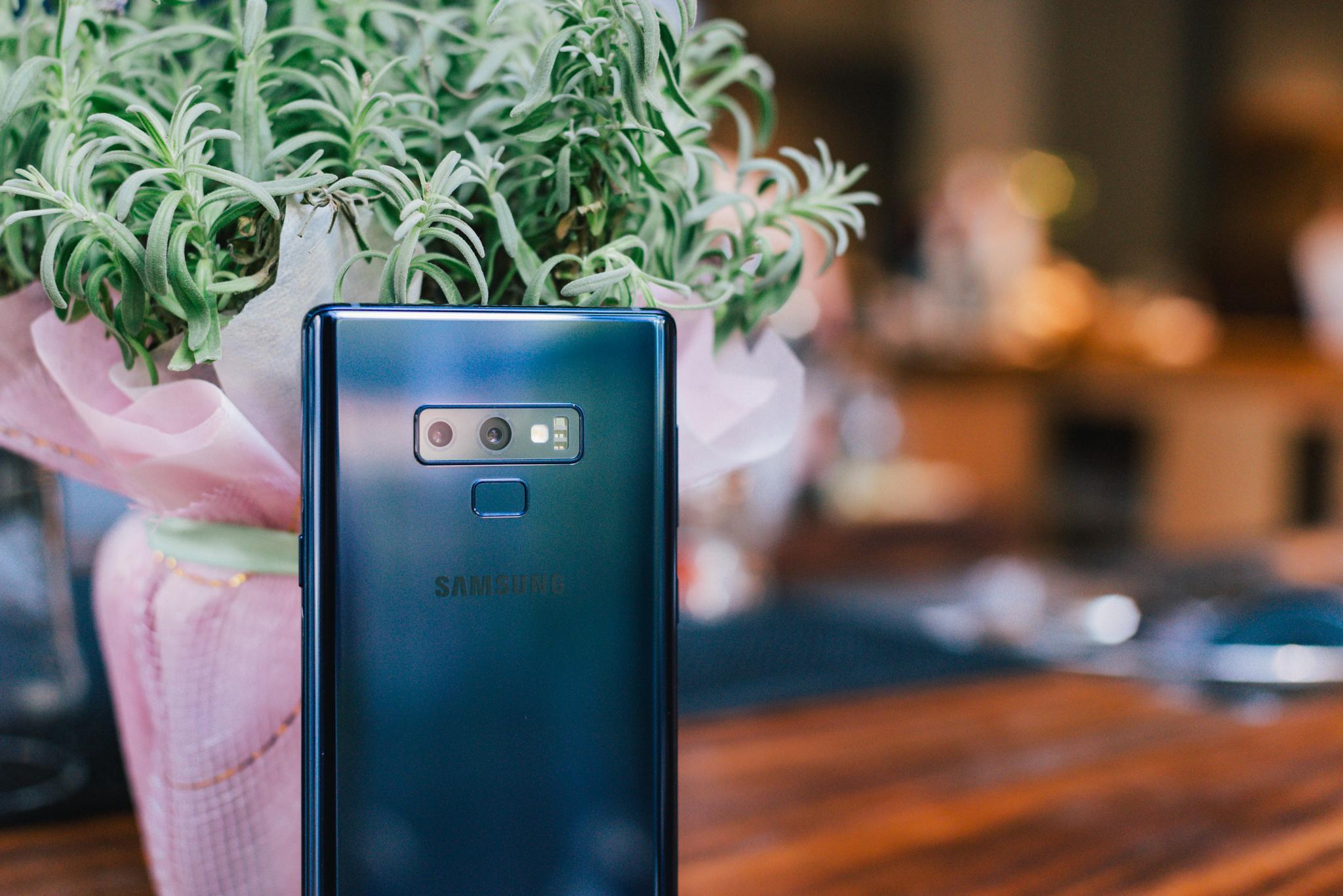 Không biết chụp ảnh cũng chẳng sao, Galaxy Note9 quá thông minh để giúp bạn