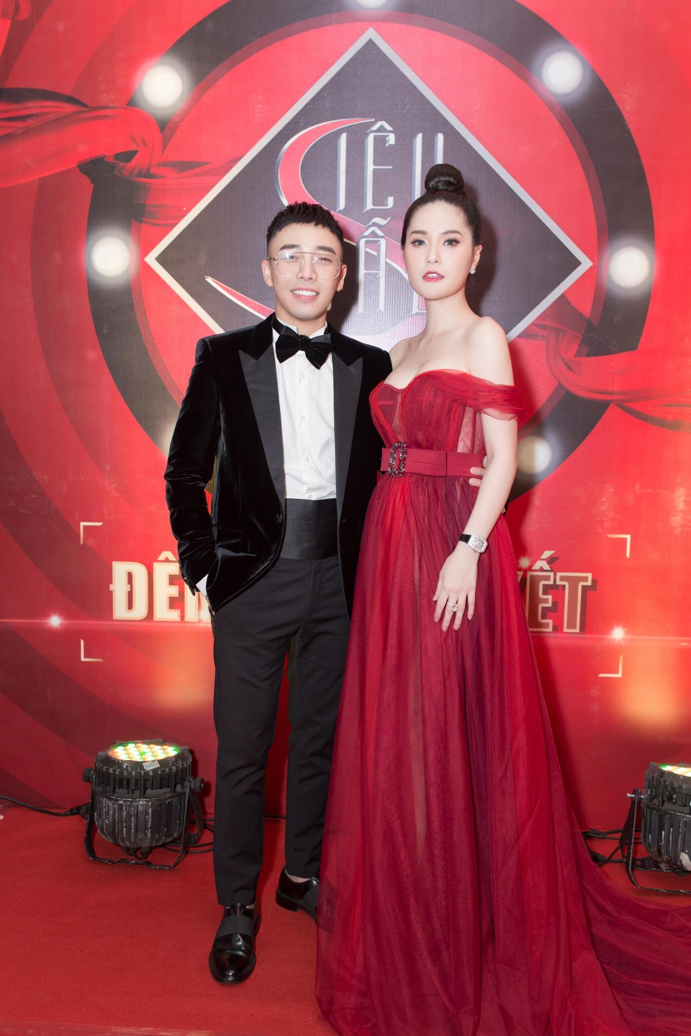 Di Băng tỏa sáng giữa dàn sao đêm chung kết Siêu Mẫu Việt 2018 - Ảnh 2.