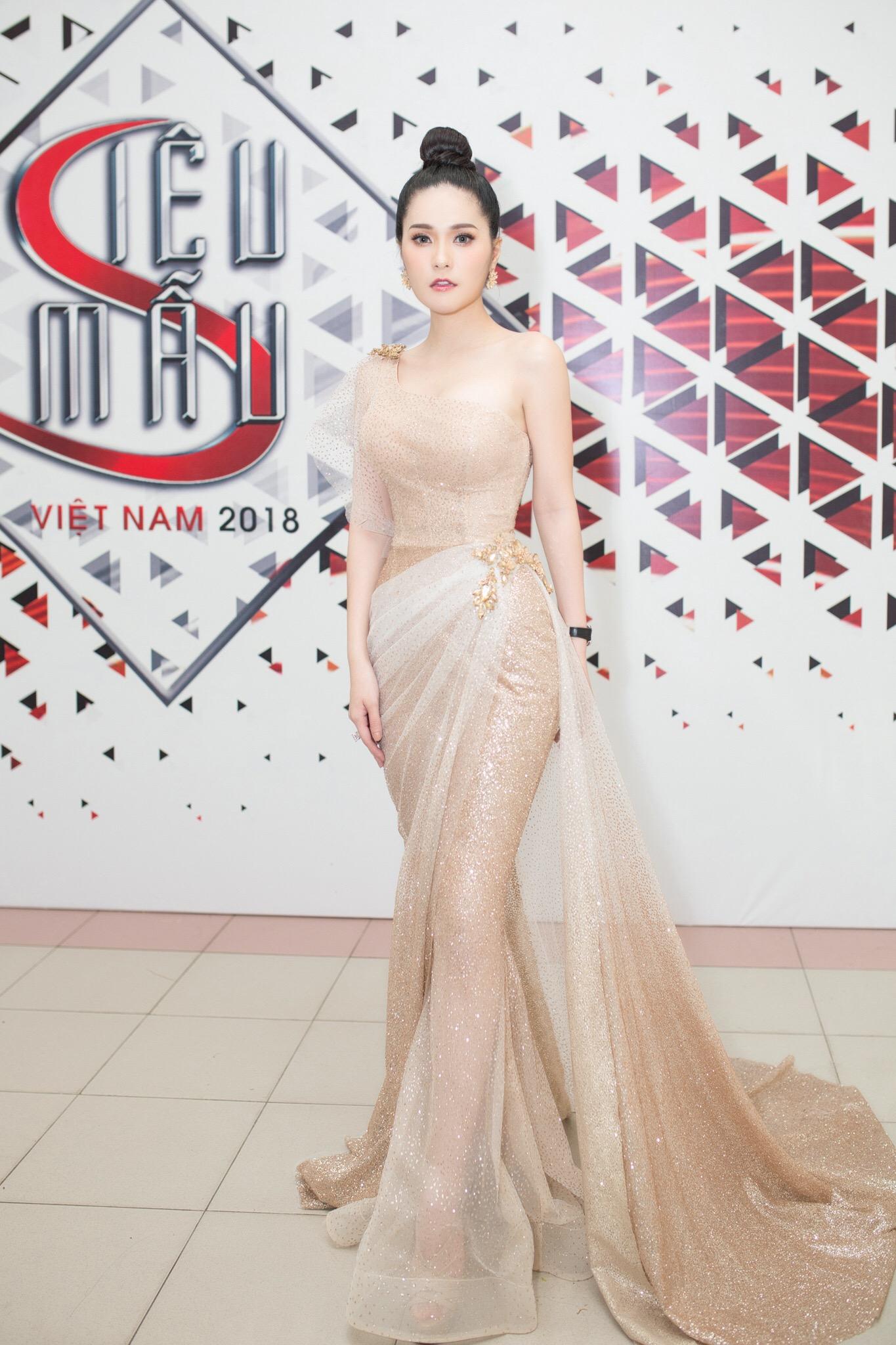 Di Băng tỏa sáng giữa dàn sao đêm chung kết Siêu Mẫu Việt 2018 - Ảnh 7.