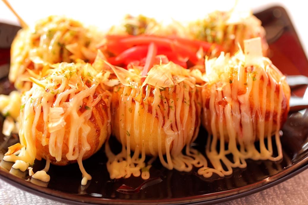 Những món ăn nhất định phải thưởng thức khi đến Osaka, Nhật Bản - Ảnh 3.