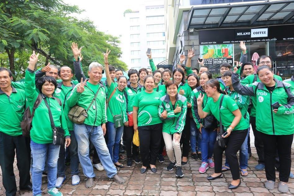 Nữ doanh nhân đồng sáng lập Grab: Cảm ơn các bác tài xế Việt Nam rất nhiều - Ảnh 4.