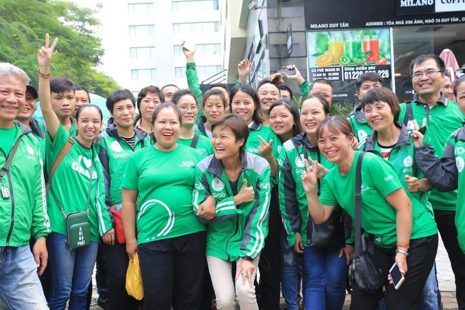 Nữ doanh nhân đồng sáng lập Grab: Cảm ơn các bác tài xế Việt Nam rất nhiều - Ảnh 5.