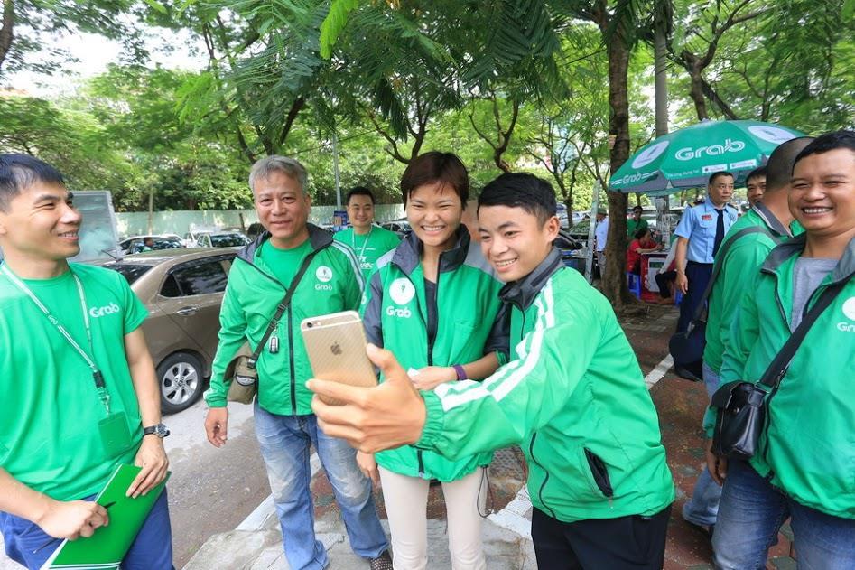 Nữ doanh nhân đồng sáng lập Grab: Cảm ơn các bác tài xế Việt Nam rất nhiều - Ảnh 6.