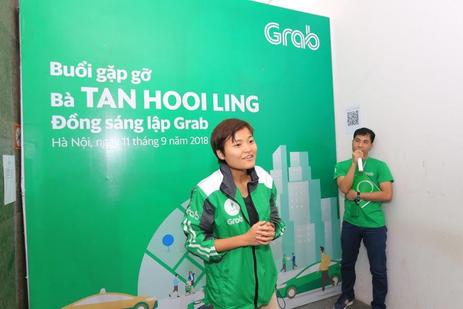 Nữ doanh nhân đồng sáng lập Grab: Cảm ơn các bác tài xế Việt Nam rất nhiều - Ảnh 7.