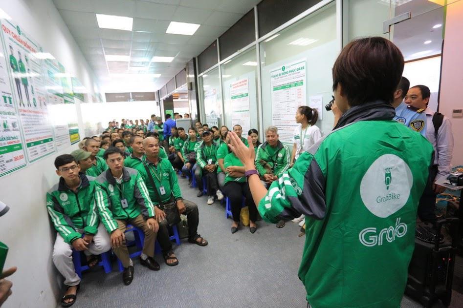 Nữ doanh nhân đồng sáng lập Grab: Cảm ơn các bác tài xế Việt Nam rất nhiều - Ảnh 8.