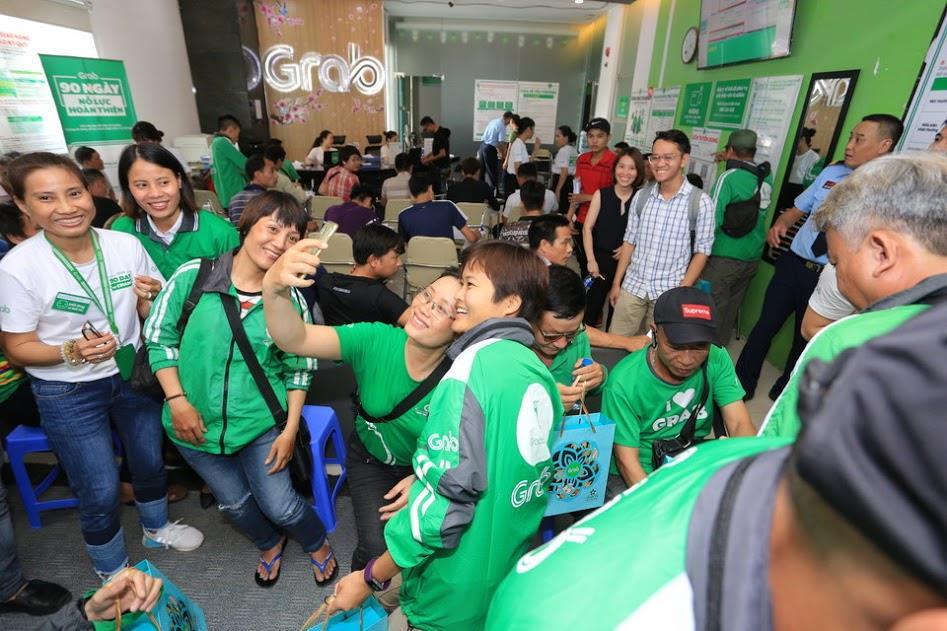 Nữ doanh nhân đồng sáng lập Grab: Cảm ơn các bác tài xế Việt Nam rất nhiều - Ảnh 10.