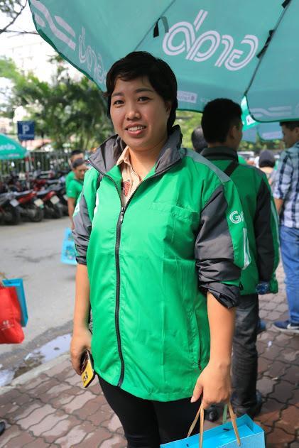 Nữ doanh nhân đồng sáng lập Grab: Cảm ơn các bác tài xế Việt Nam rất nhiều - Ảnh 11.
